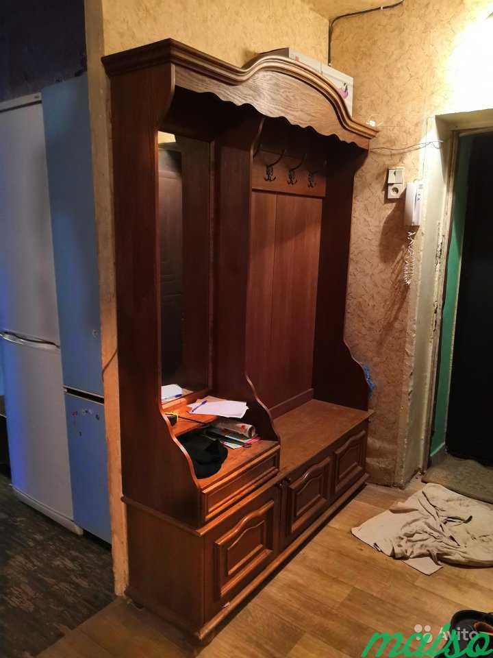 Прихожая шкаф в Москве. Фото 1