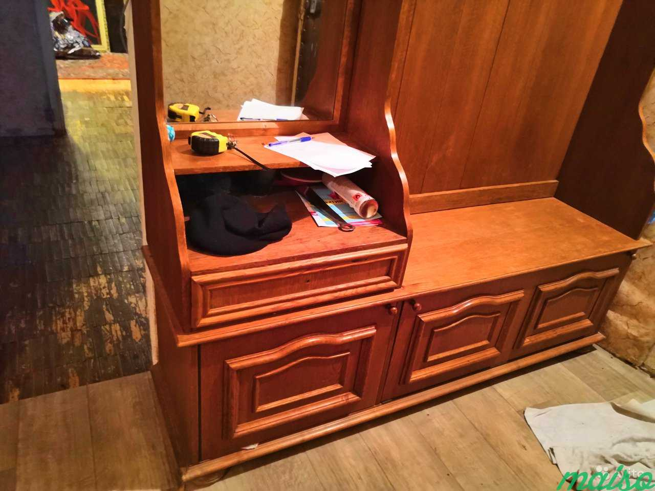 Прихожая шкаф в Москве. Фото 3