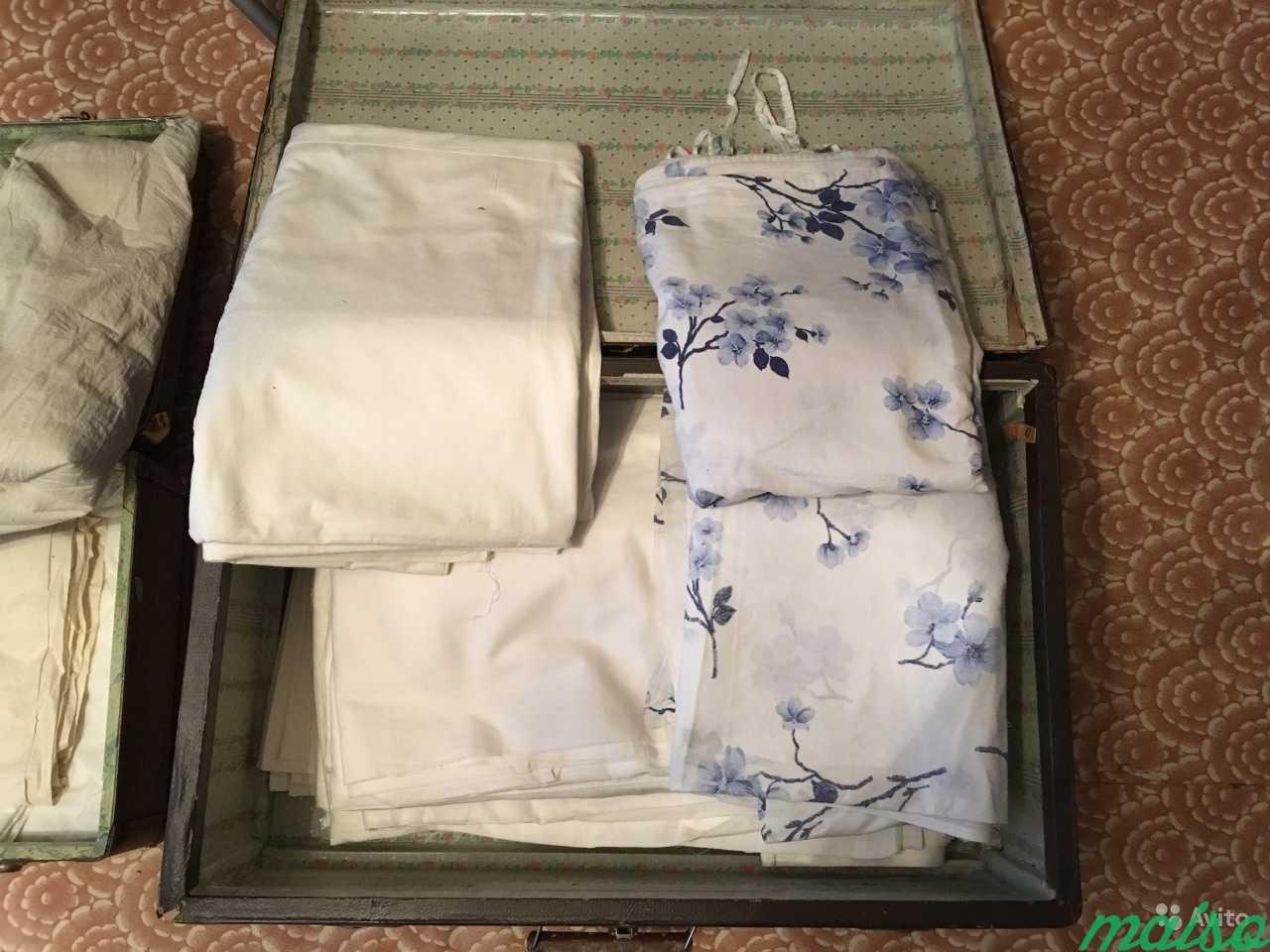 Продам два чемодана советского белья в Москве. Фото 3
