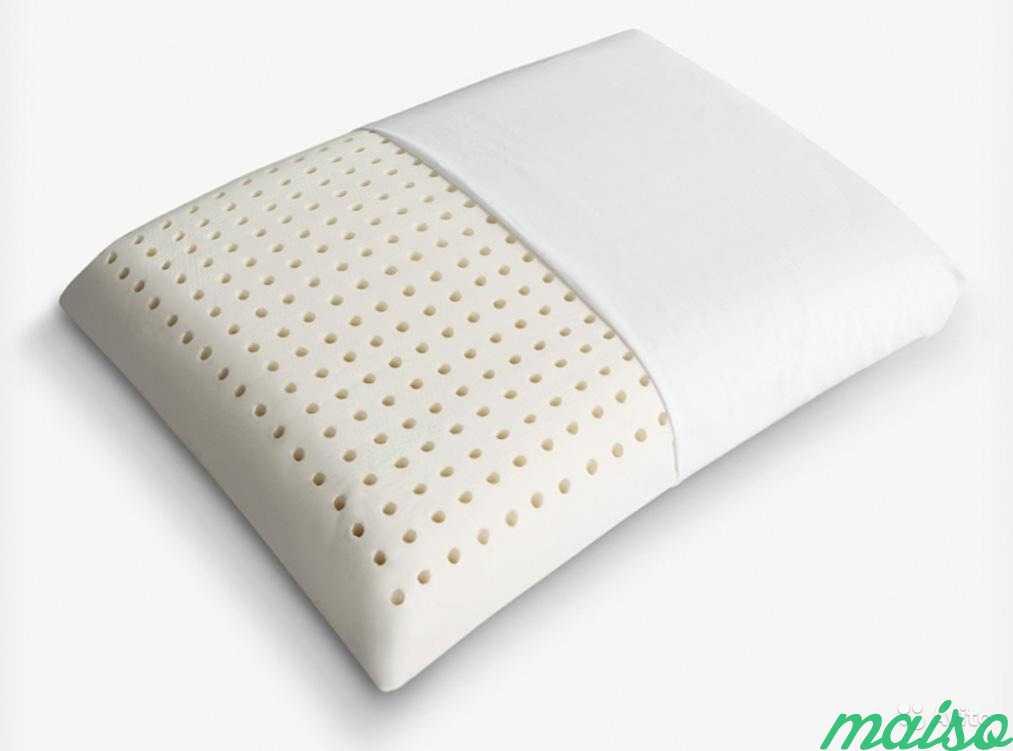 Ортопедическая подушка с эффектом памяти 50х70 см в Москве. Фото 2