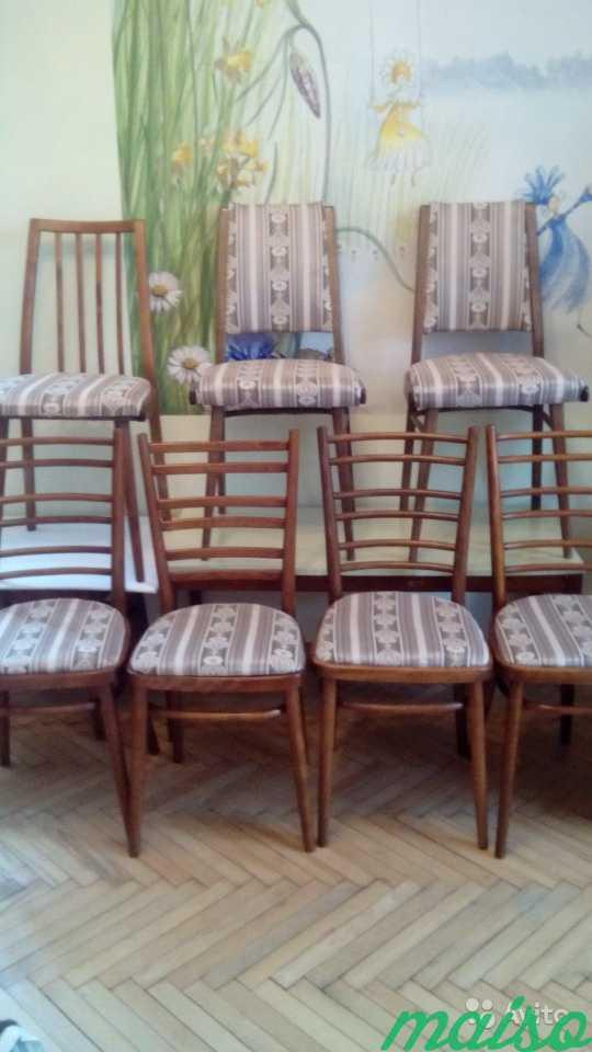Восстановленные венские стулья в Москве. Фото 9