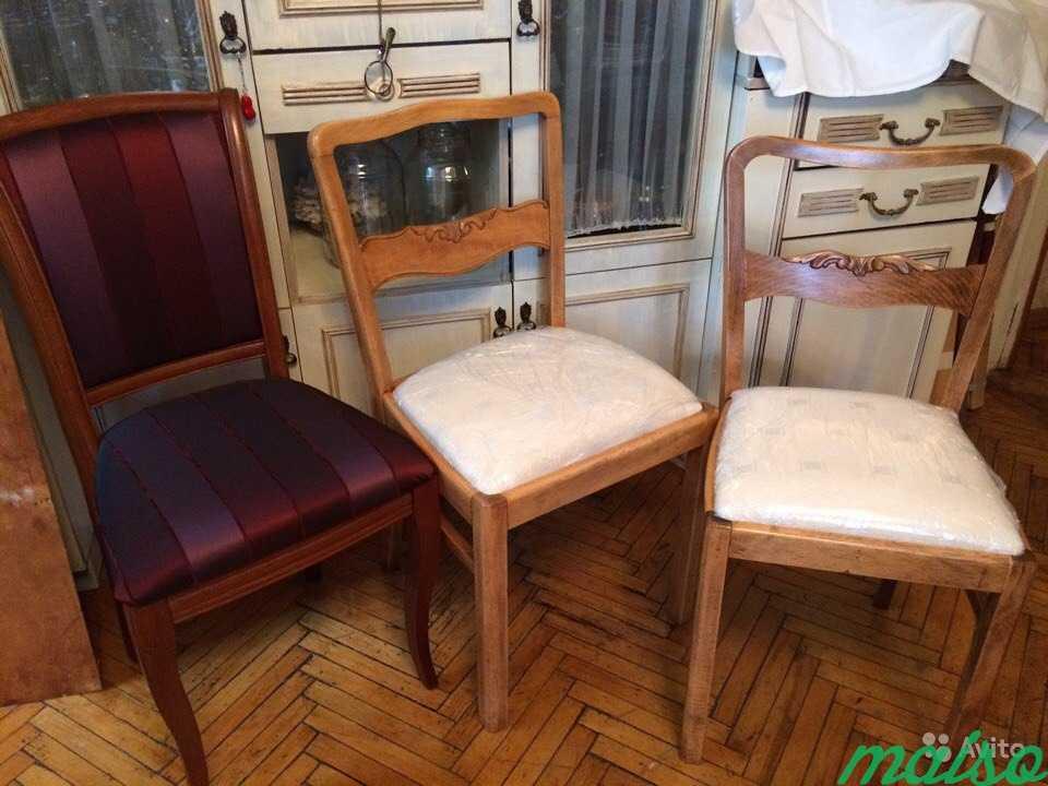 Восстановленные венские стулья в Москве. Фото 10