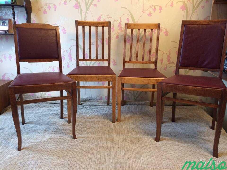 Восстановленные венские стулья в Москве. Фото 8