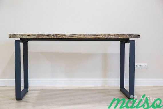 Обеденный стол из слэба в Москве. Фото 4