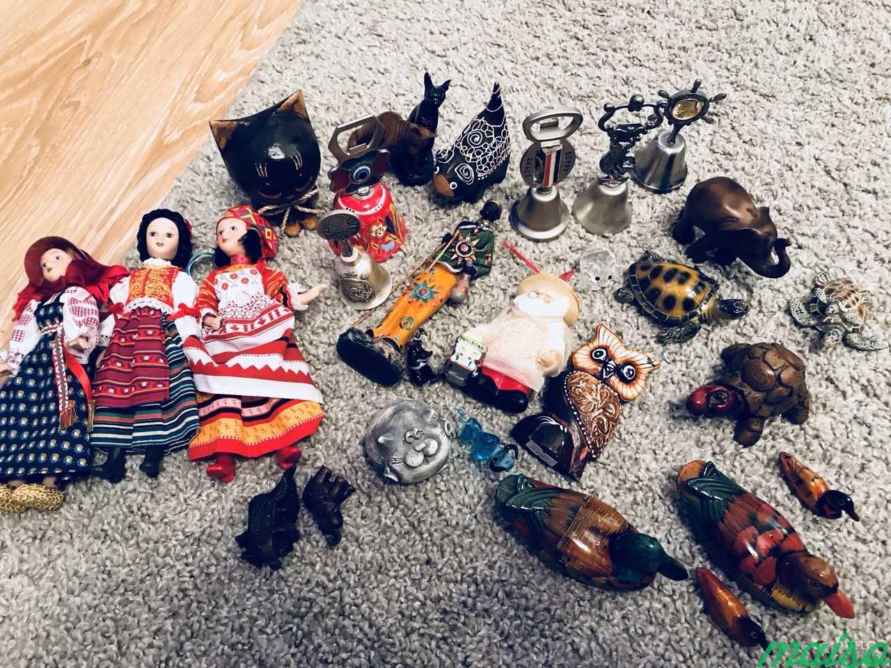 Сувениры в Москве. Фото 1