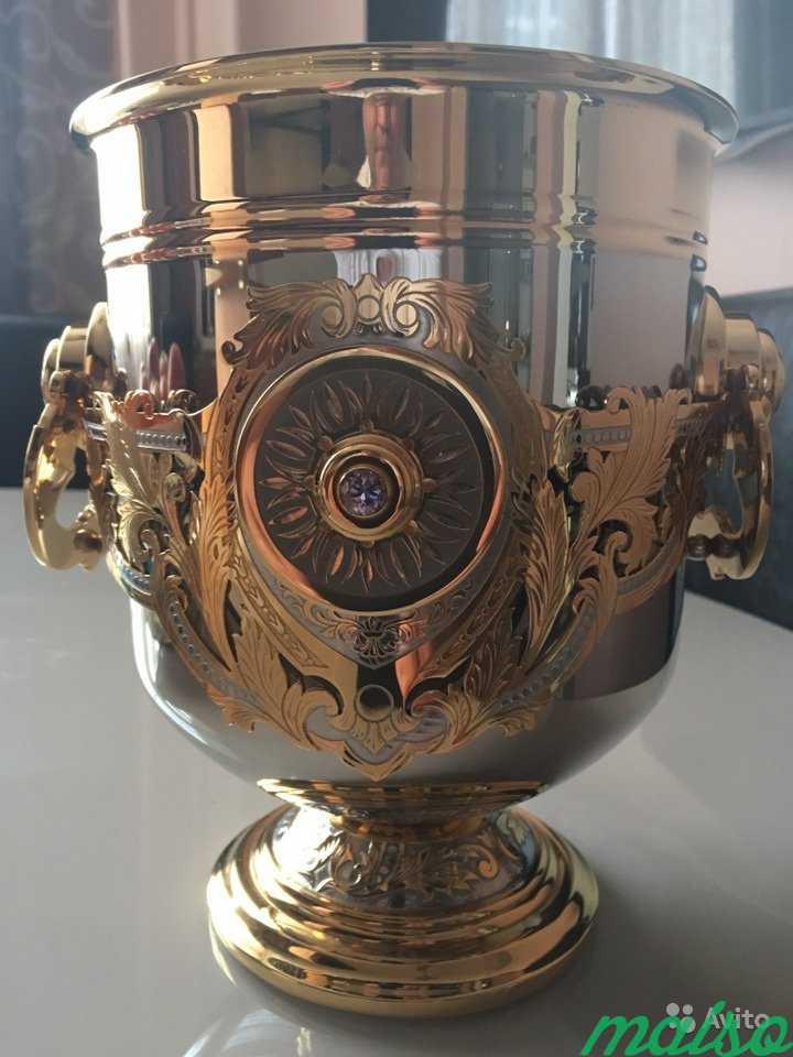 Ведро для шампанского в Москве. Фото 1