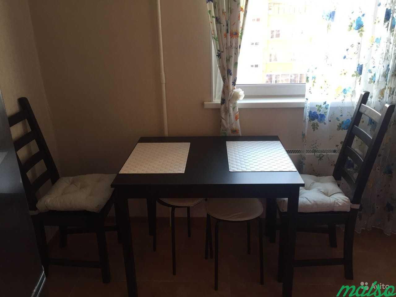 Продам стол и два стула в Москве. Фото 2