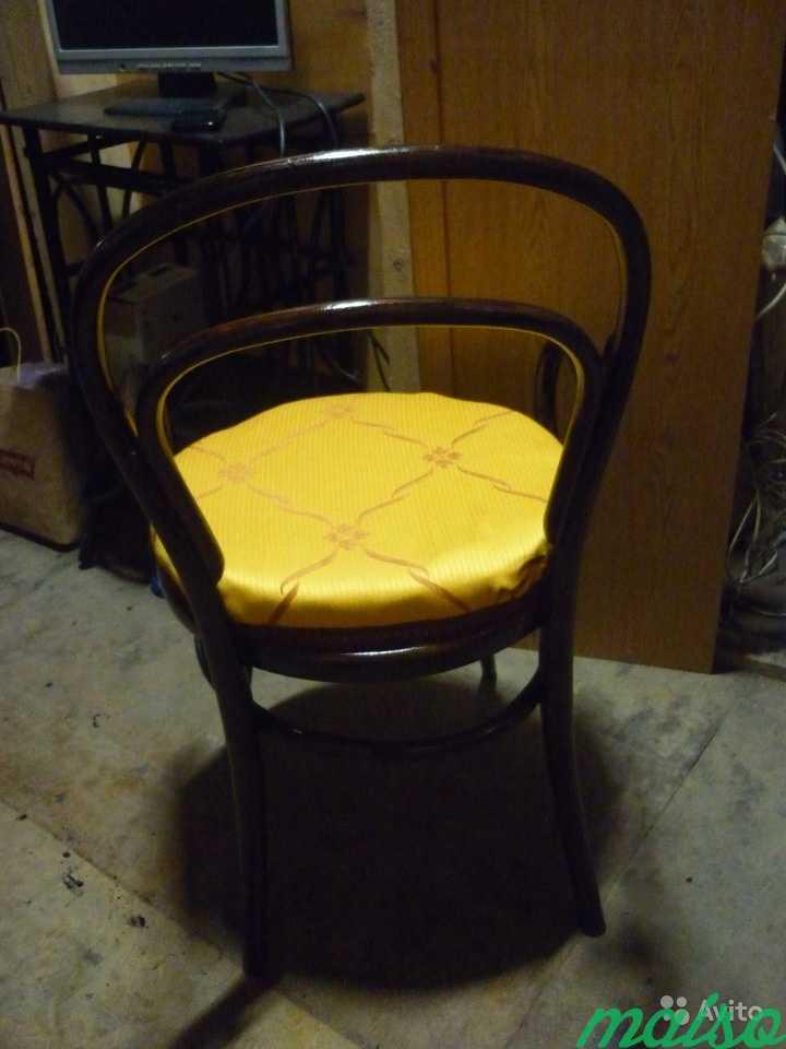 Антикварное кресло Тонет в Москве. Фото 2