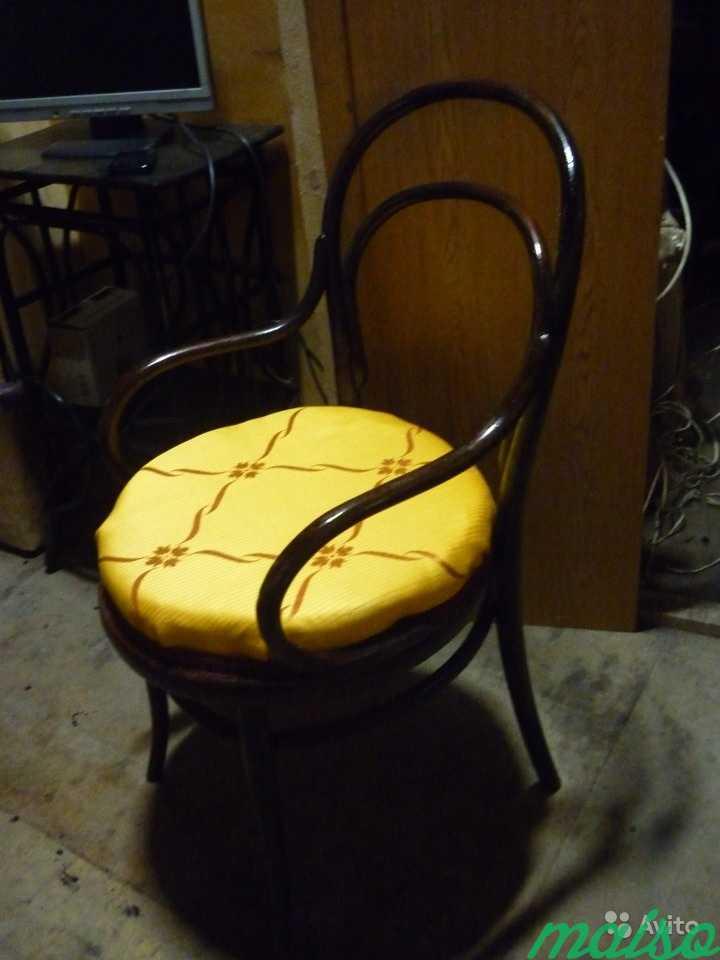 Антикварное кресло Тонет в Москве. Фото 1