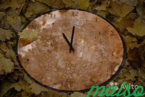Интерьерные Часы в Москве. Фото 5
