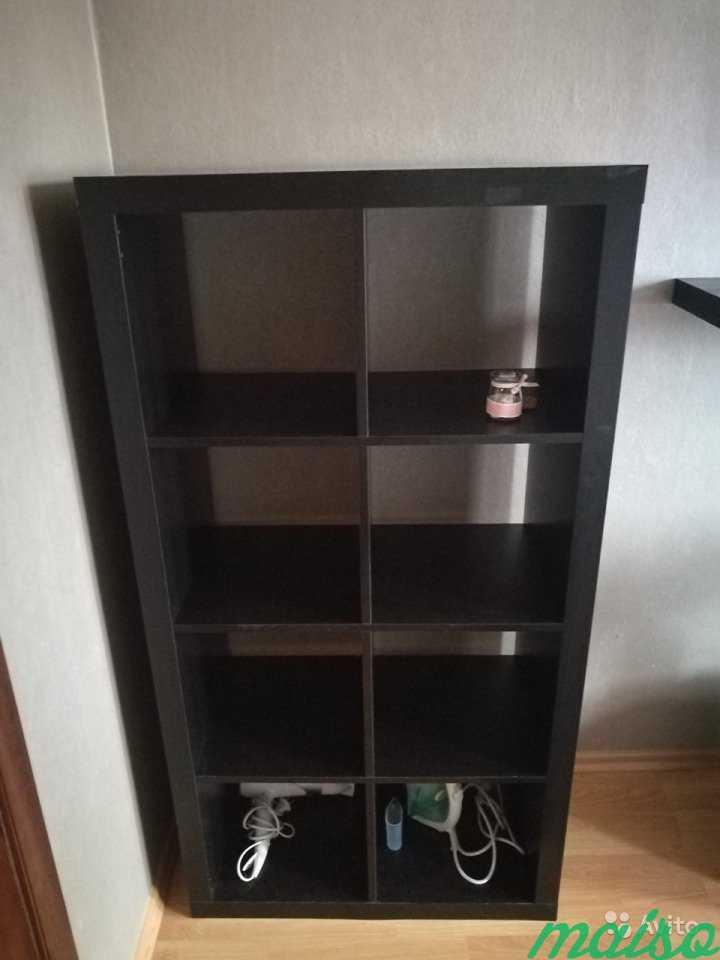 Продаются шкафы, полки и тв панель из IKEA в Москве. Фото 2
