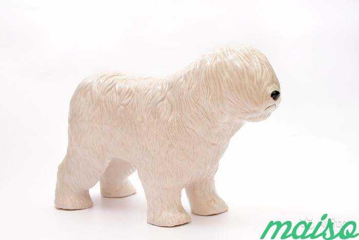 Южнорусская овчарка, керамика в Москве. Фото 1