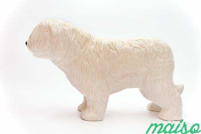 Южнорусская овчарка, керамика в Москве. Фото 2