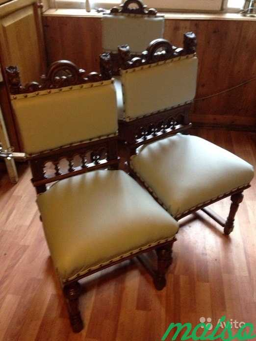 Старинные стулья в Москве. Фото 1
