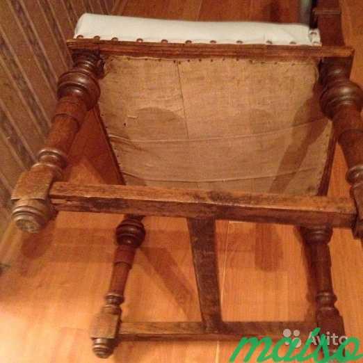 Старинные стулья в Москве. Фото 3