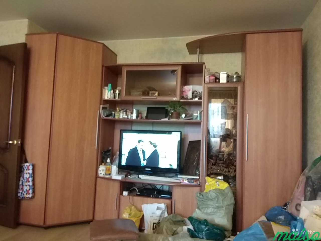 Стенка в комнату в Москве. Фото 1