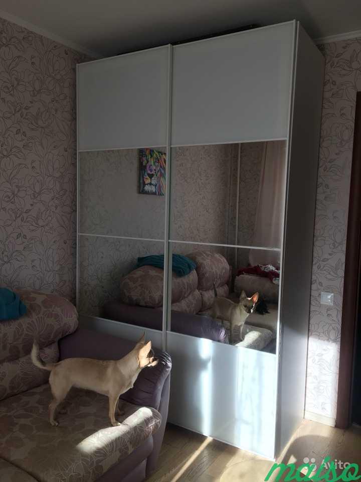 Шкаф IKEA в Москве. Фото 1