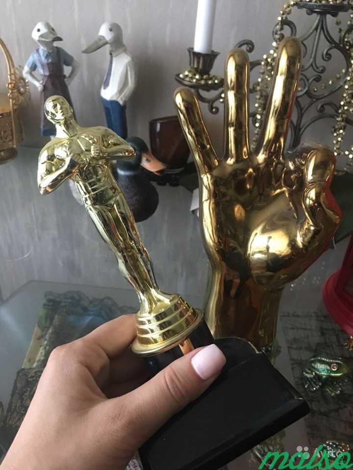 Сувенир икеа и Оскар в Москве. Фото 1