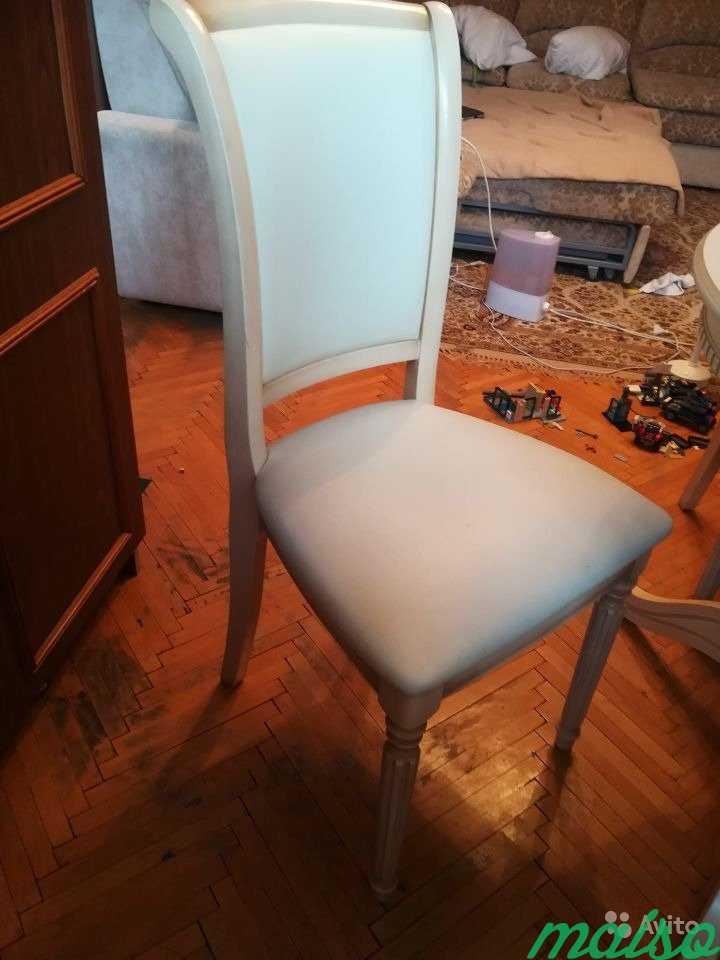 Стол с стульями в Москве. Фото 4
