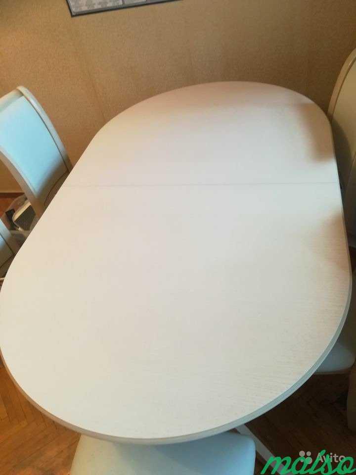 Стол с стульями в Москве. Фото 3