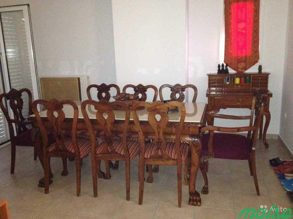 Антикварная мебель в Москве. Фото 3