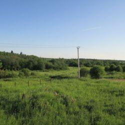 Продам участок 6 сот. , земли поселений (ИЖС) , Ленинградское шоссе , 24 км до города