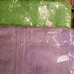 Полотенца махровые