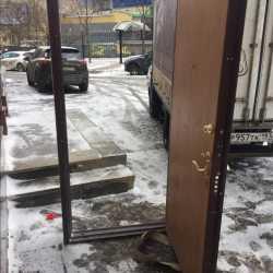 Дверь металлическая «Дверь по прозвищу Зверь»