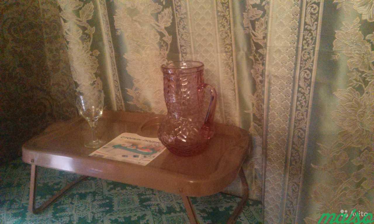 Столик-поднос новый в Москве. Фото 1