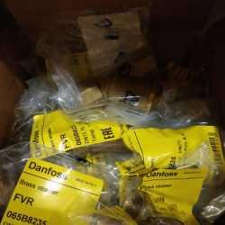 Danfoss FVR Фильтр сетчатый Ду15 Ру25 065B8235