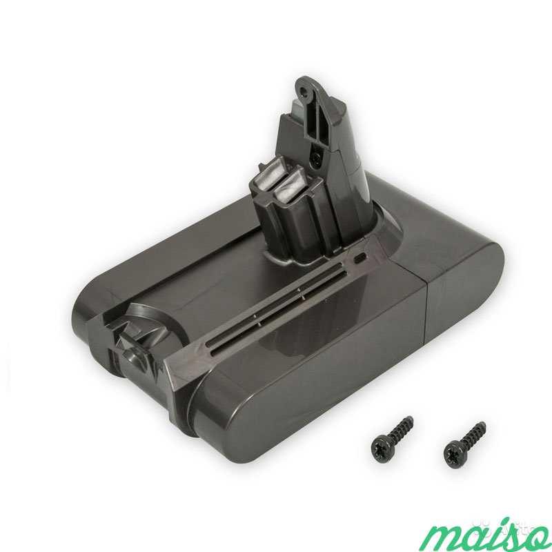 аккумулятор для пылесоса dyson sv03