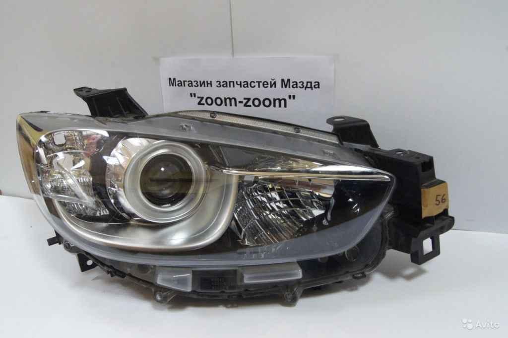 Mazda CX5 фара галоген правая №56 в Москве. Фото 1