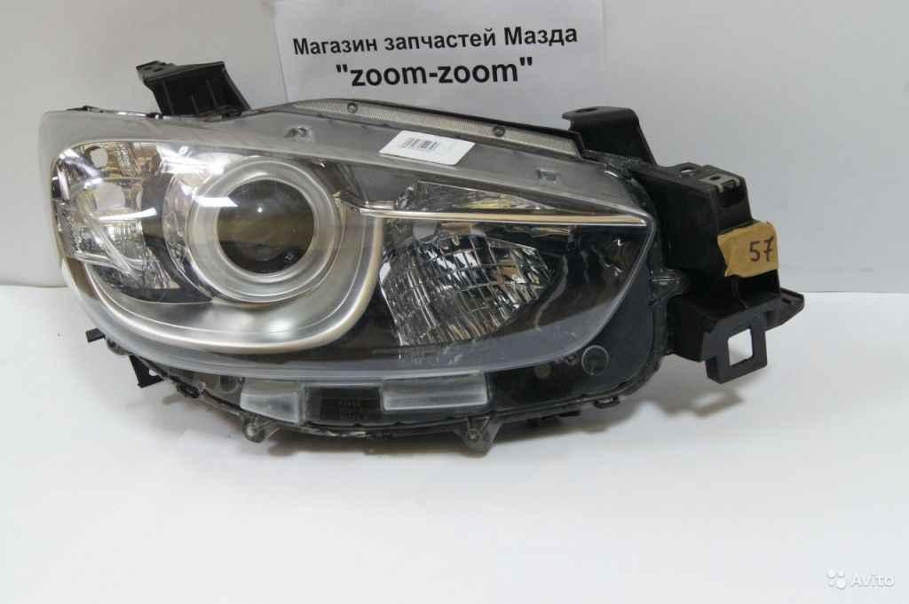 Mazda CX5 фара галоген правая №57 мазда сх5 в Москве. Фото 1