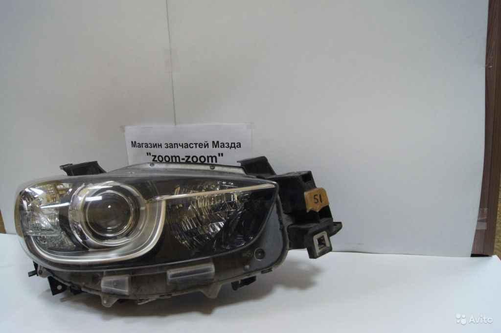 Mazda cx5 фара ксенон правая №51 мазда сх5 в Москве. Фото 1
