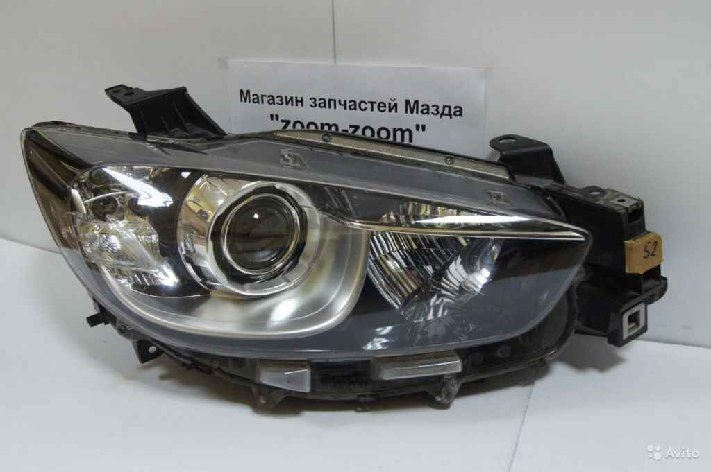 Mazda cx5 фара ксенон правая в сборе №52 в Москве. Фото 1