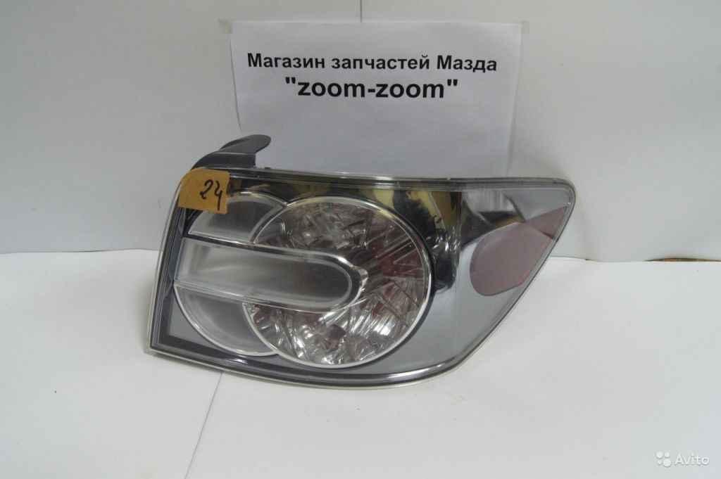 Mazda CX5 фонарь задний правый №24 в Москве. Фото 1