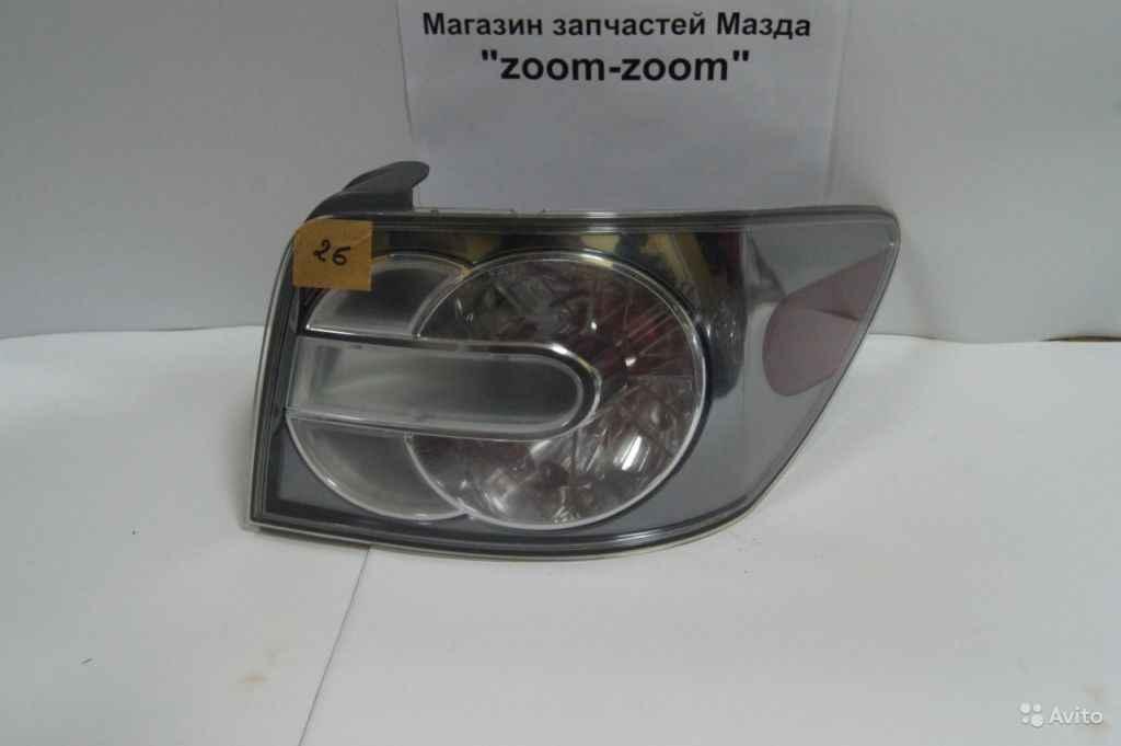 Mazda CX7 фонарь задний правый №26 в Москве. Фото 1