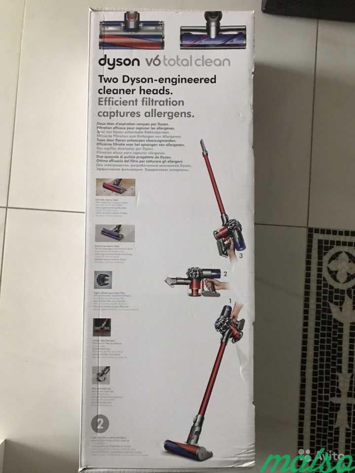 Dyson v6 total clean инструкция как мыть фильтр в пылесосе дайсон