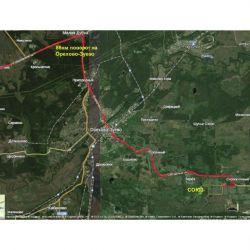 Продам участок 9 сот. , земли сельхозназначения (СНТ, ДНП) , Горьковское шоссе , 100 км до города
