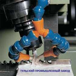 Шарнирная пластиковая трубка для подачи сож для станков от завода производителя.