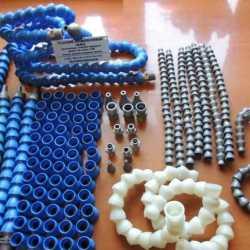 Шарнирные пластиковые трубки для подачи охлаждения сож для промышленных станков