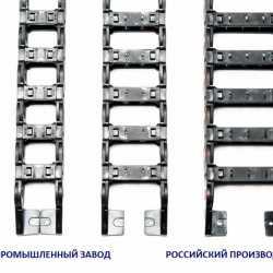 Гибкий кабель канал. Кабель несущие цепи траки в Туле и Москве от завода производителя.