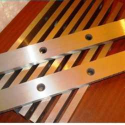Ножи гильотинные в Туле от завода производителя. Ножи гильотинные 510 60 20, 520 75 25