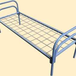 Полуторные кровати металлические, Кровати на металлокаркасе