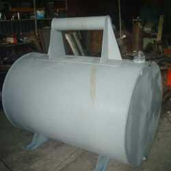 Емкость, бочка под дизельное топливо