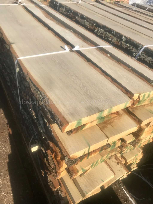 Доска дуба необрезная 50мм,сорт 0-1, отборная в Лыткарине. Фото 3