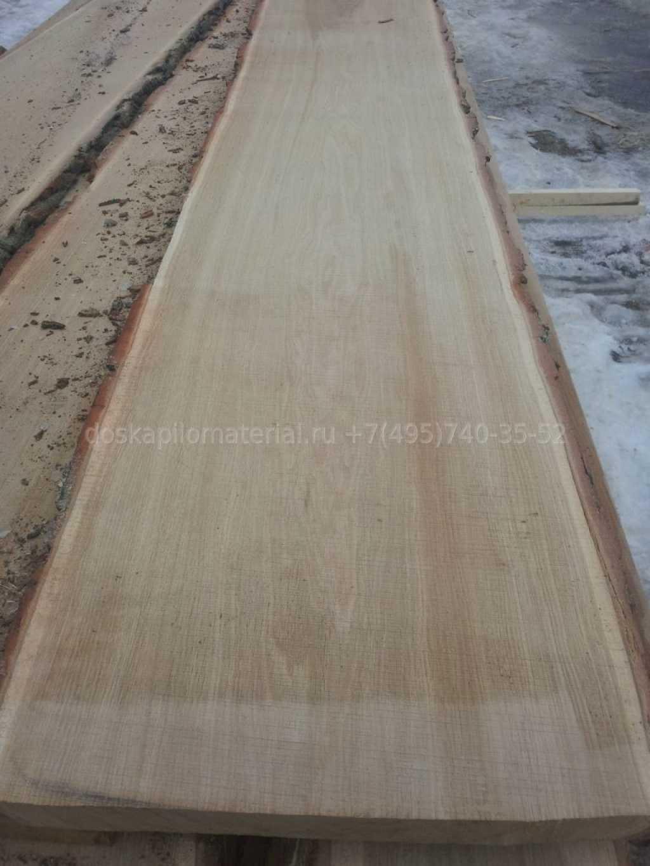 Доска дуба необрезная 30 мм сорт 0-1 отборная в Лыткарине. Фото 4