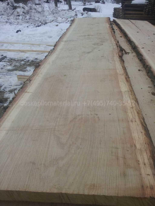 Доска дуба необрезная 30 мм сорт 0-1 отборная в Лыткарине. Фото 2