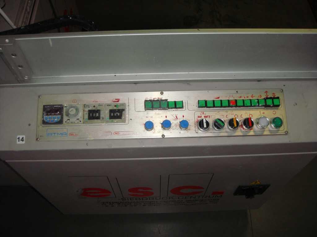 Трафаретные станок 3/4 автомат ATMA — 80PP/G в Москве. Фото 2