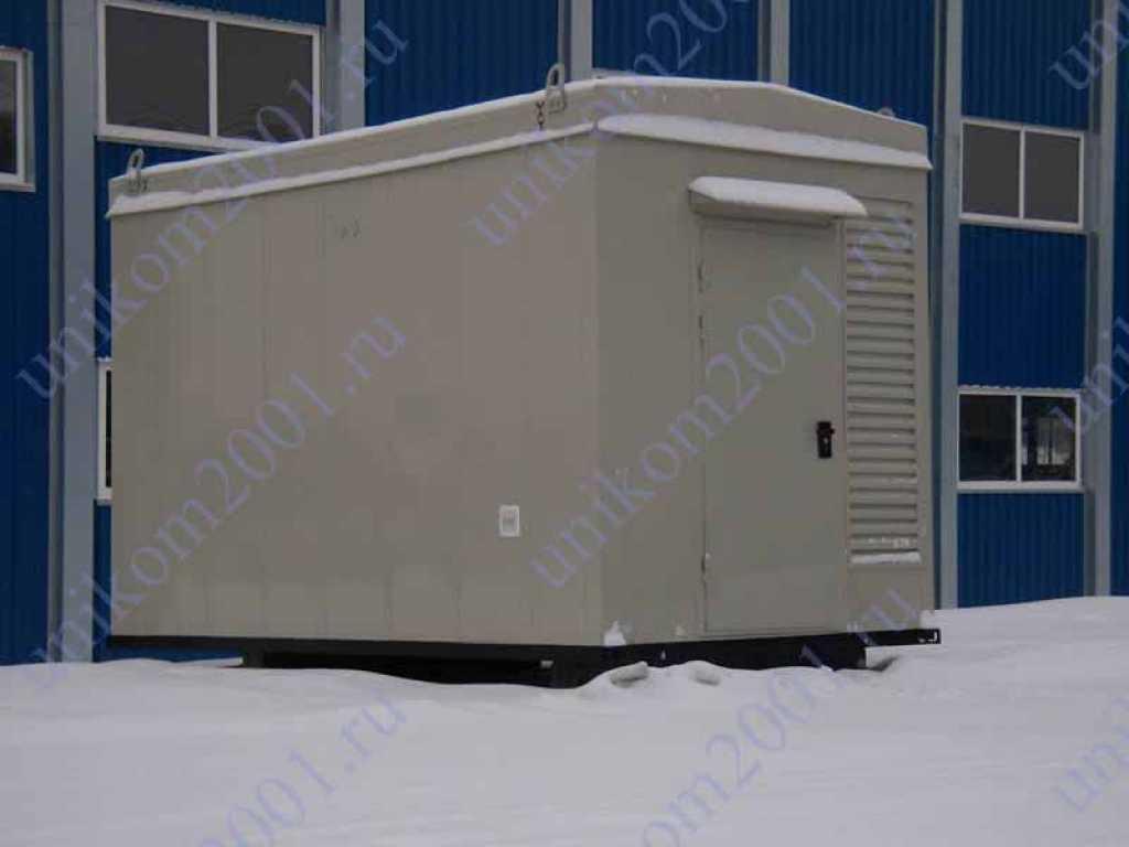 блок контейнер в Усинске. Фото 1